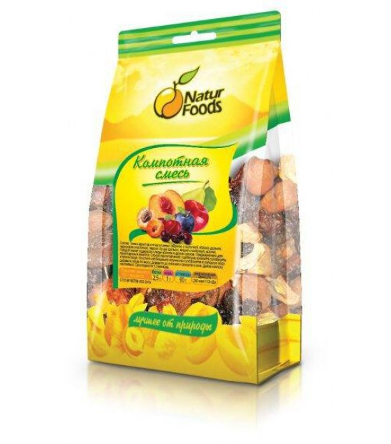 "Compote Dry Fruits Mix ""NaturFoods"" - 700g (exp. 29.01.21)"