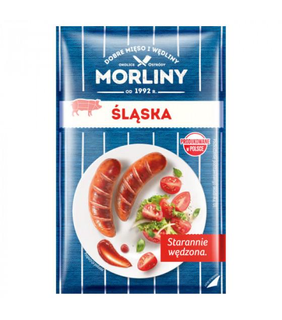 MORLINY KIELBASA SLASKA Pork Sausages - 550g (best before 13.08.21)