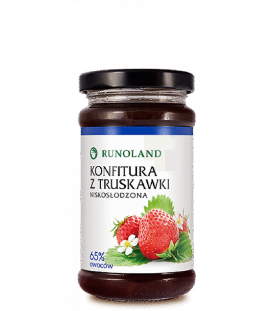 RUNOLAND Strawberry Сonfiture - 250g (exp. 10.01.21)