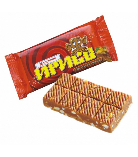 "KRASNY PISHEVIK Iris ""IRISO""  (Taste of Tender Peanuts) - 60g (best before 20.12.20)"