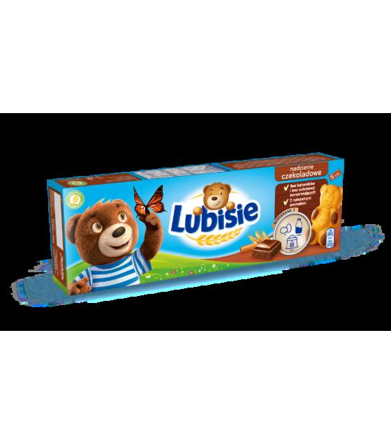 "Barny Bears ""Lubisie"" Chocolate Biscuits (5 single packs) - 150g (best before 15.11.21)"