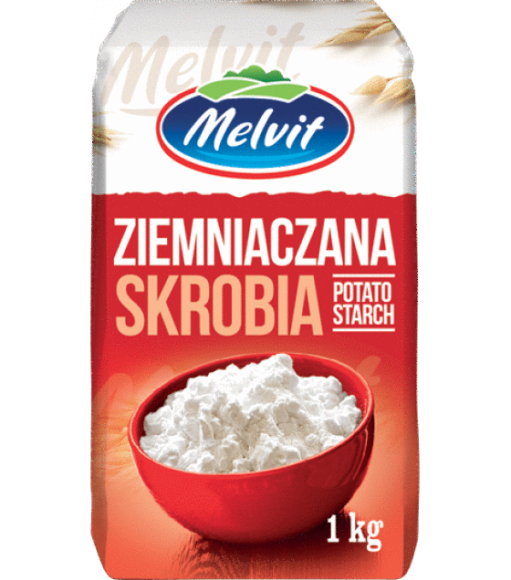 MELVIT Potato Starch - 1kg (exp. 01.09.24)