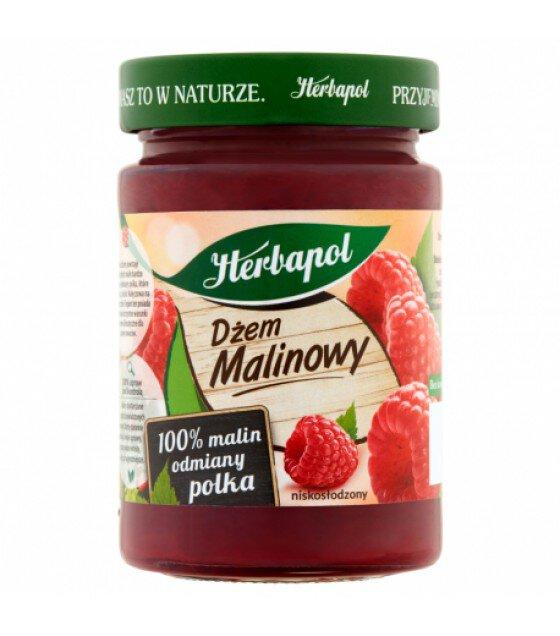 """Raspberry Jam """"Herbapol"""" - 280g (exp. 01.10.20)"""