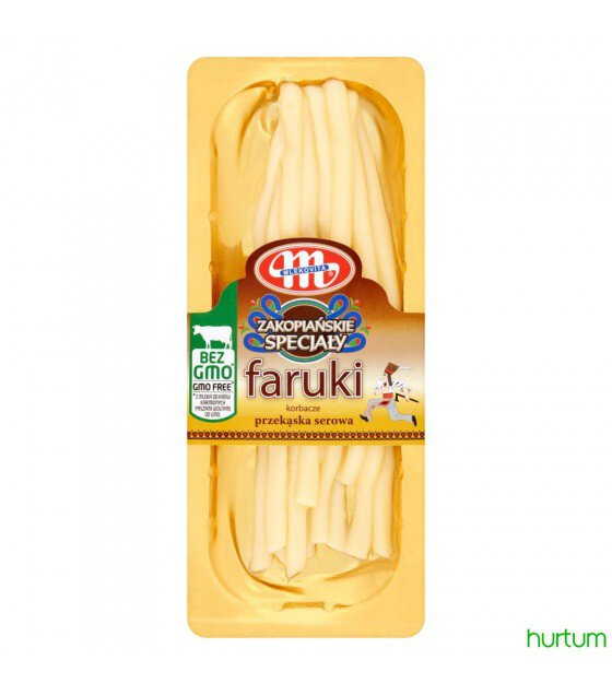 Mlekovita FARUKI Rennet Cheese - 100g (exp. 10.06.19)