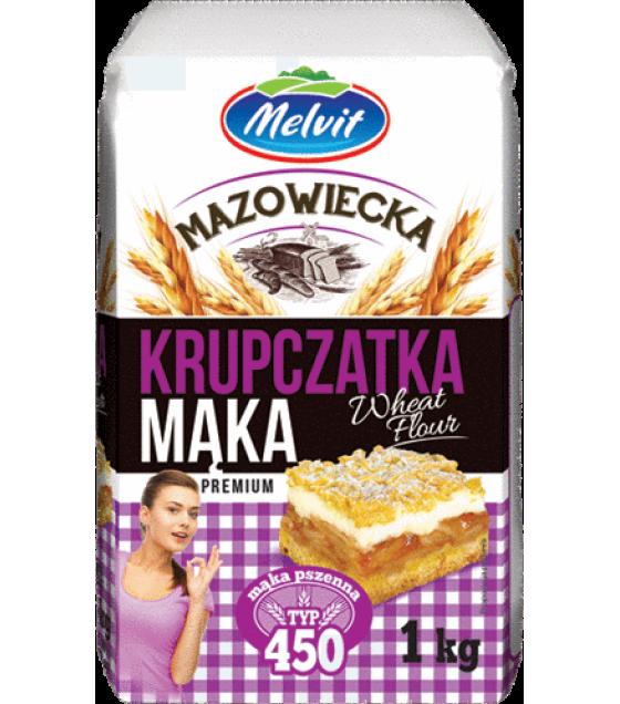MELVIT Mazowiecka Krupczatka Flour - 1kg (exp. 25.02.20)