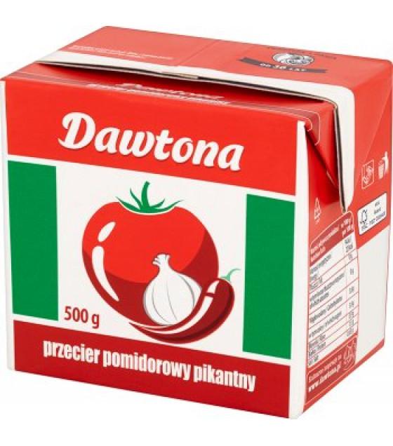 DAWTONA Spicy Tomato Puree - 500g (best before 04.12.22)