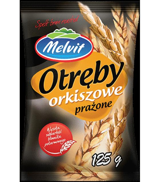 MELVIT Spelt Bran (Otreby Orksizowy) - 125g (exp. 26.08.20)