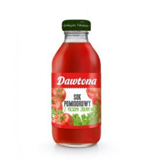 DAWTONA Tomato Juice with Polish Herbs - 330g (exp. 20.02.2020)