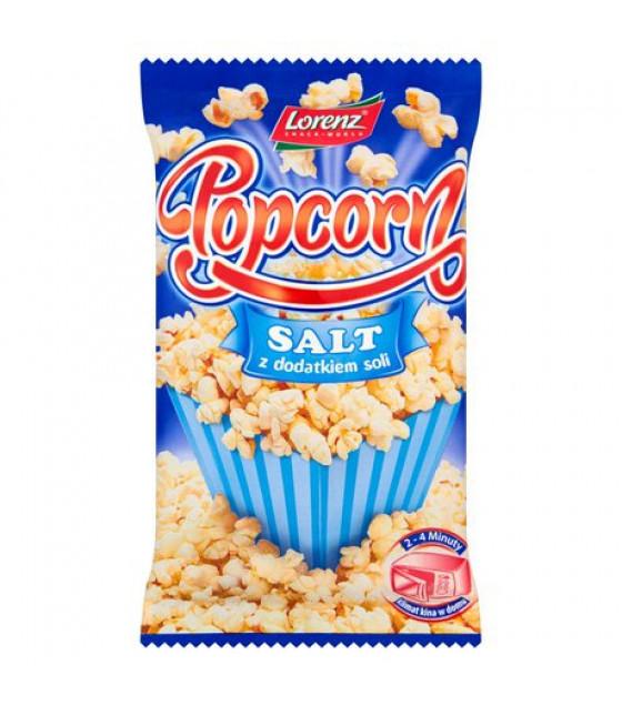LORENZ Microwave Popcorn Salted - 90g (best before 30.04.22)