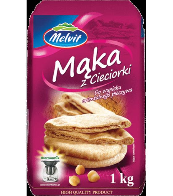 MELVIT Chickpea Flour - 1kg (exp. 02.08.20)