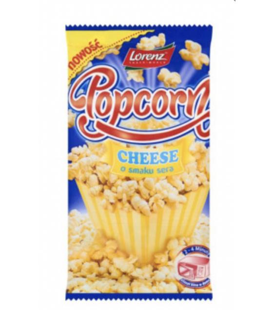 LORENZ Microwave Cheese Popcorn - 90g (best before 07.04.22)