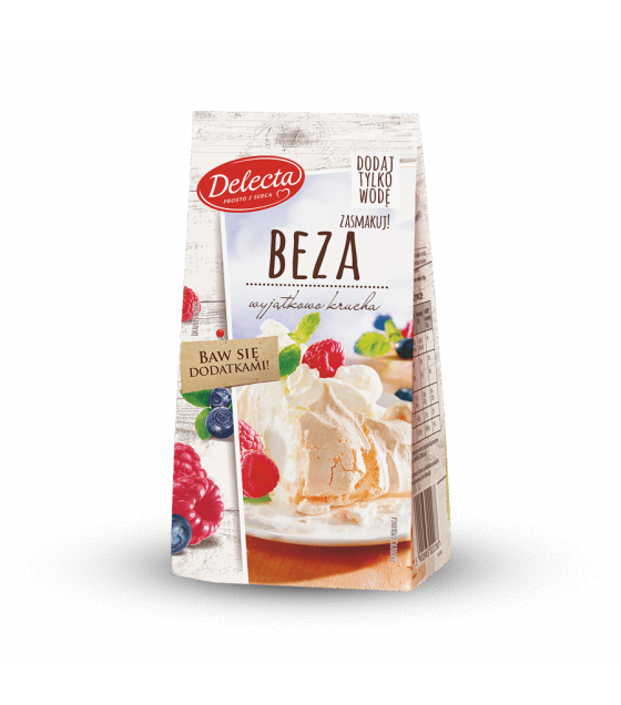 BAKALLAND Meringue Cake Baking Mix (Beza) - 260g (best before 30.10.21)