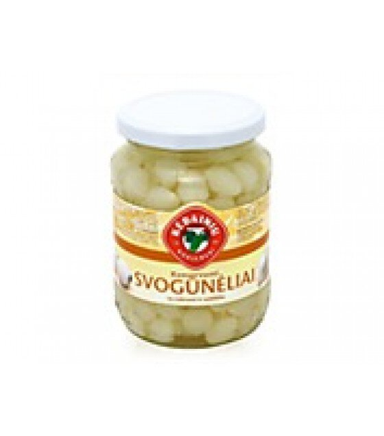 Pickled shallots with glucose syrup and sweetener - 330g (exp. 28.06.19)