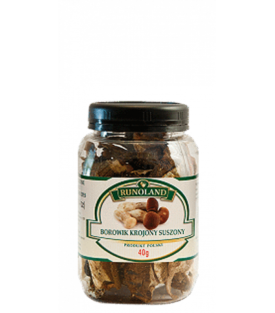 RUNOLAND Cepes Dried Wild Mushrooms - 40g (exp. 10.01.20)