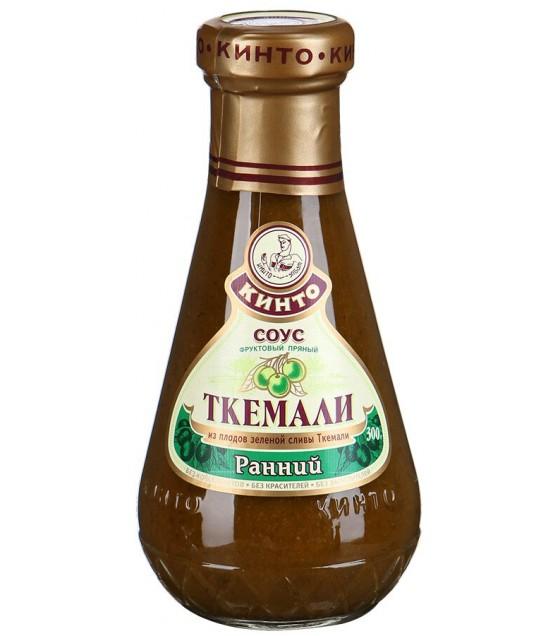 "Kinto Sauce ""Tkemali Ranniy"" - 300g (exp. 11.07.20)"