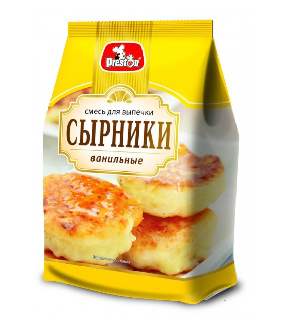 Baking Mix for Syrniki - 160 g. (exp. 15.06.19)