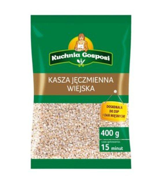 "CENOS Barley Groats ""Kuchnia Gosposi"" - 400g (exp. 01.12.19)"
