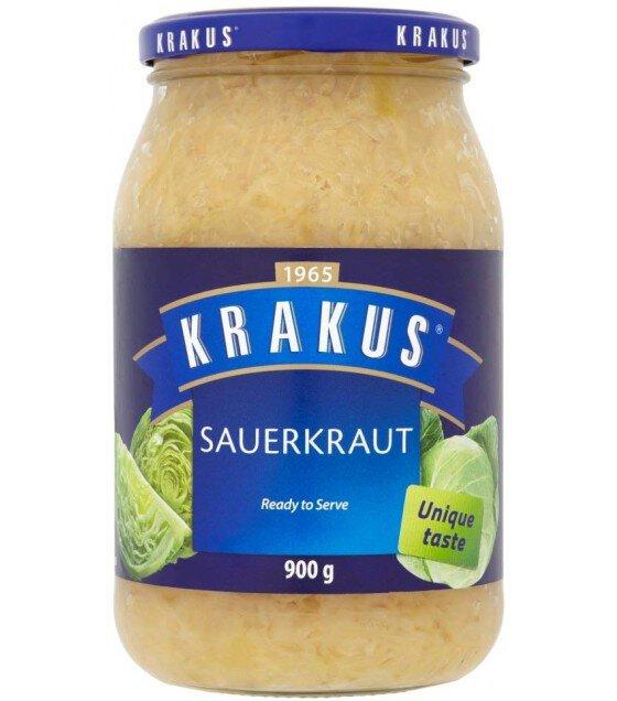 KRAKUS Sauerkraut - 900g (best before 01.12.22)