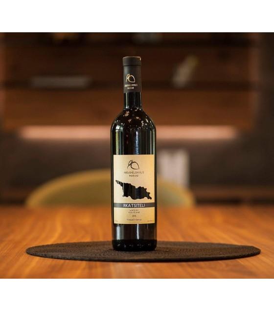ABDUSHELISHVILI'S MARANI Rkatsiteli Amber Dry Kvevri Wine (Georgia) 2017 - 0,75L