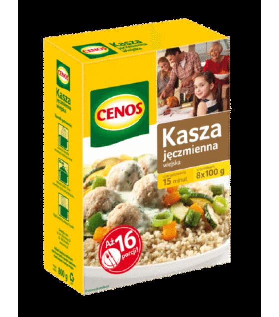 CENOS Peasant Barley Groats (8 x 100g) - 800g (exp. 03.02.20)