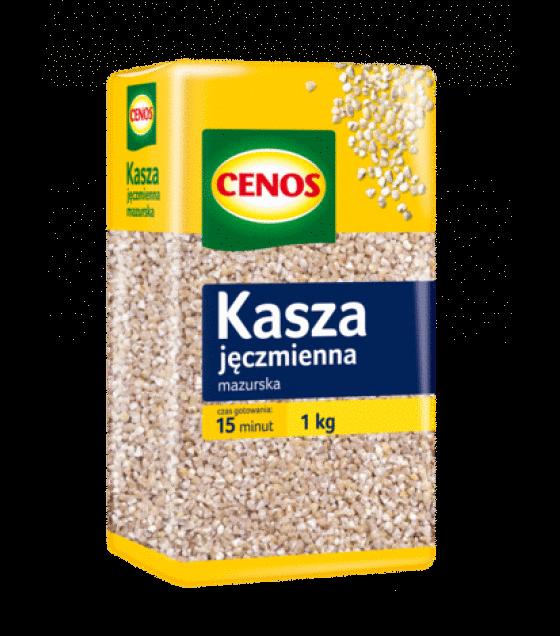 CENOS Masurian Barley Groats - 1kg (exp. 03.12.19)