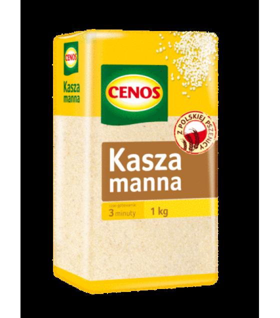 CENOS Semolina - 1kg (exp. 03.11.19)