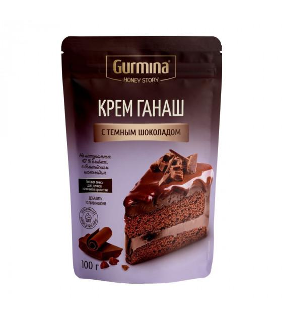 GURMINA Ganache Cream with Dark Chocolate - 100g (best before 30.04.23)