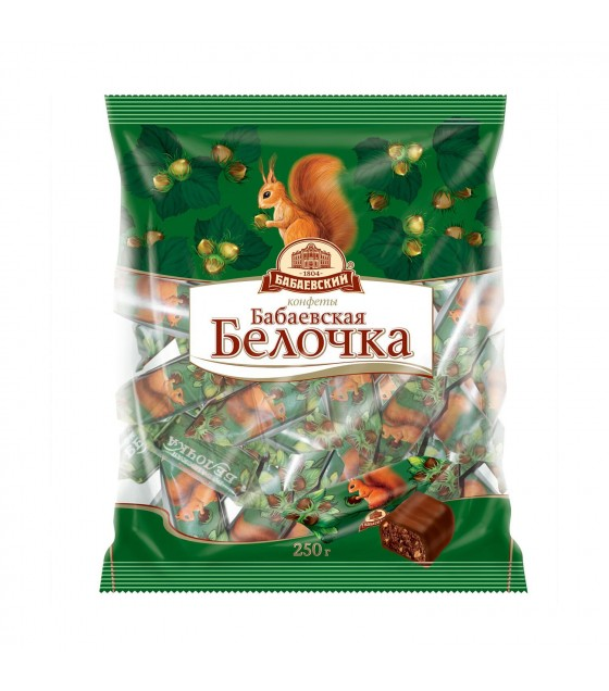 "Candies ""Babaevskaya Belochka"" - 200g (exp. 01.05.20)"