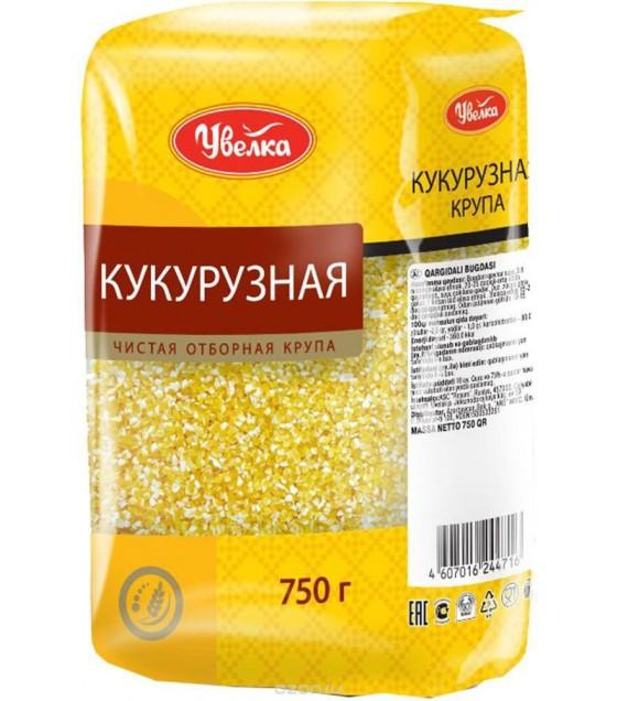 """Corn Grits """"Uvelka"""" - 750g (exp. 01.12.19)"""